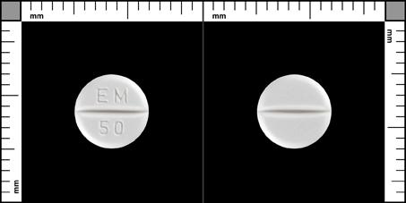 Euthyrox, Tablett 50 mikrogram , Merck