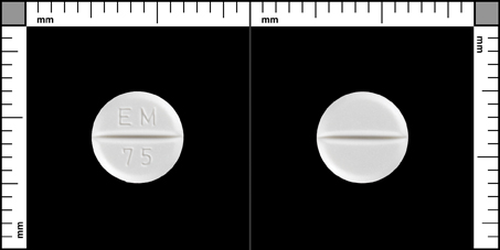 Euthyrox, Tablett 75 mikrogram , Merck