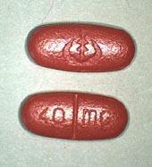 Losec®, Enterotablett 40 mg , AstraZeneca