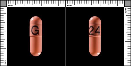 Galantamin Krka, Depotkapsel, hård 24 mg , KRKA