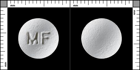 Metformin Actavis, Filmdragerad tablett 500 mg , Teva