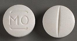 Morfin Meda, Tablett 10 mg , Meda