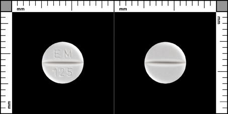 Euthyrox, Tablett 125 mikrogram , Merck