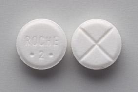 Iktorivil®, Tablett 2 mg , Roche