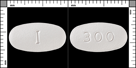 Irbesartan Actavis, Filmdragerad tablett 300 mg , Teva