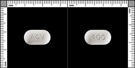 Aciclovir 2care4,(Parallelimport)  Tablett 400 mg , 2care4