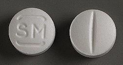 Sobril®, Tablett 5 mg , Pfizer