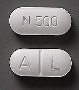 Alpoxen, Tablett 500 mg , Teva