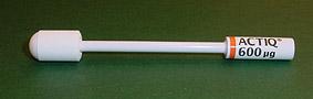 Actiq®, Komprimerad sugtablett 600 mikrogram , Teva
