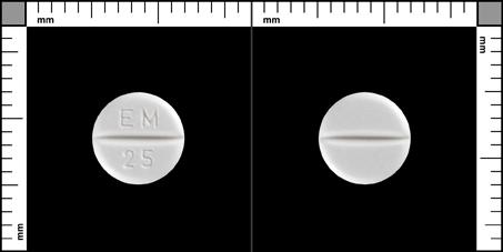 Euthyrox, Tablett 25 mikrogram , Merck
