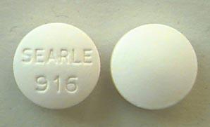 Aldactone®, Filmdragerad tablett 50 mg , Pfizer