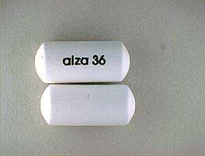 Concerta®, Depottablett 36 mg , Janssen
