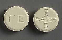 Yomesan®, Tuggtablett 500 mg , Bayer