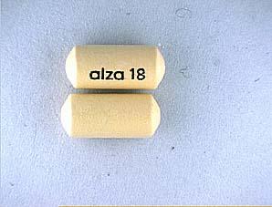 Concerta®, Depottablett 18 mg , Janssen