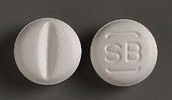 Sobril®, Tablett 10 mg , Pfizer