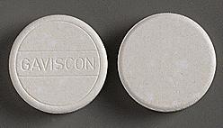 Gaviscon®, Tuggtablett  , Nordic Drugs